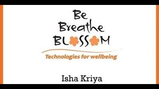 Learn Isha Kriya online with korean subtitles