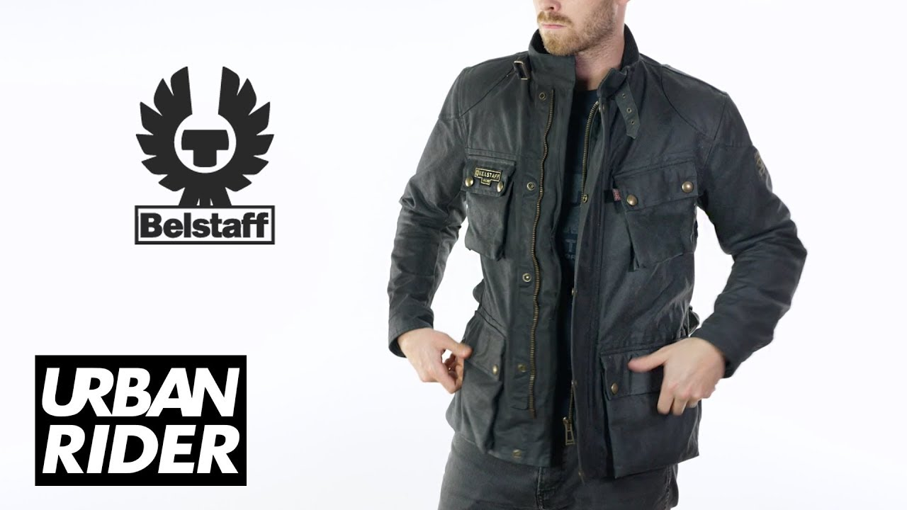 4665a2be1b1 Belstaff Trialmaster Pro 48 Review - YouTube