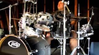 tom petty breakdown drum cover