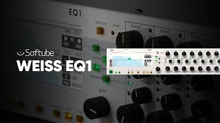 Introducing Weiss EQ1 – Softube