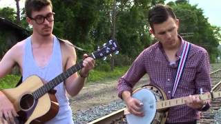 FSU Old Time Ensemble - Train on the Island