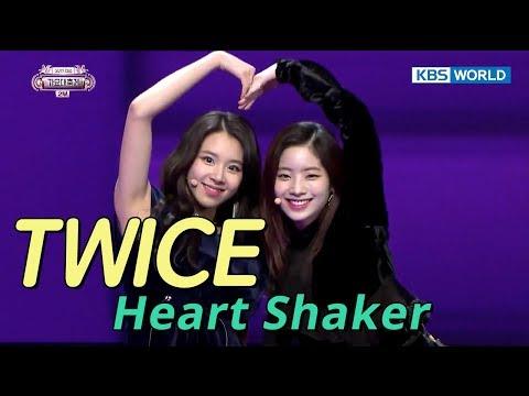 TWICE  - Heart Shaker