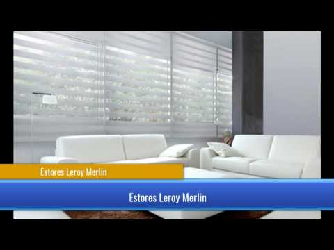 Los Mejores Estores De Leroy Merlin Youtube