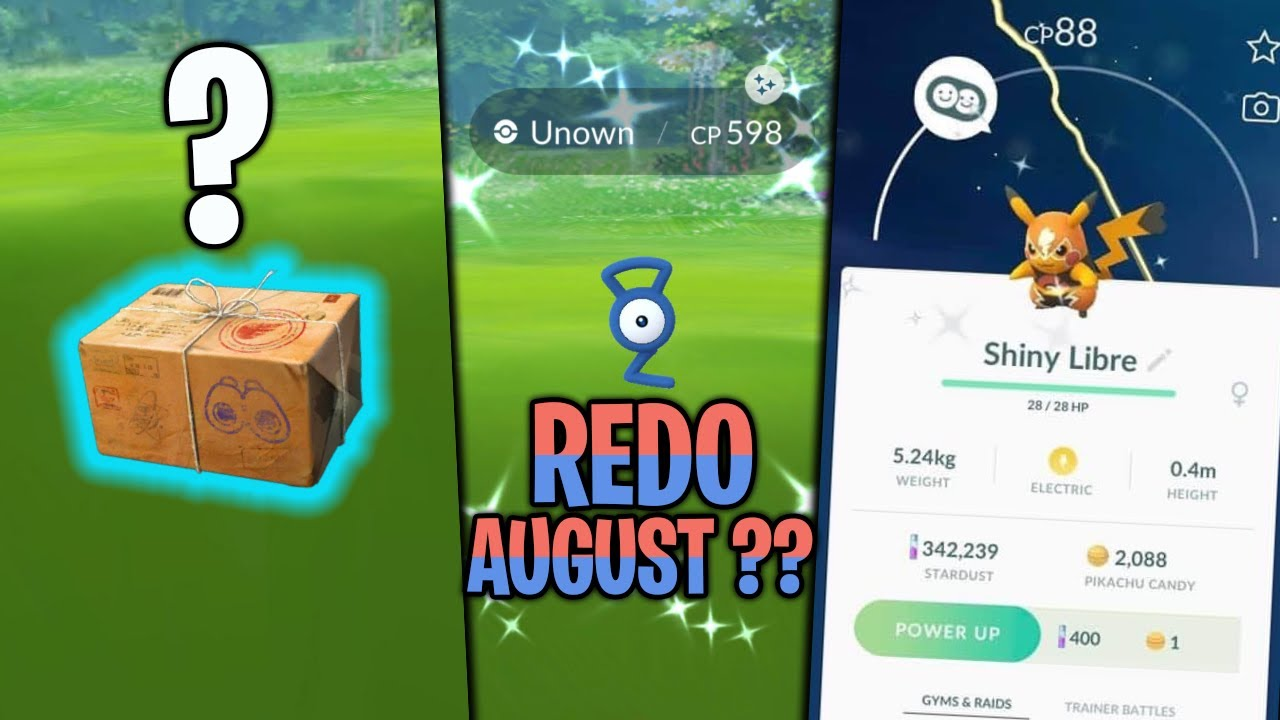 POKEMON GO FEST REDO DATE REVEALED! Shiny Pikachu Libre, New Research Box & Spotlight Hours!