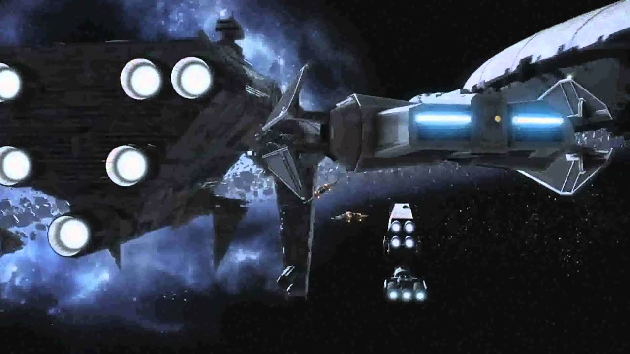 star wars the force unleashed 2 rebel fleet - youtube
