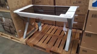 Costco! White Writing desk that looks like a huge iPhone $149!