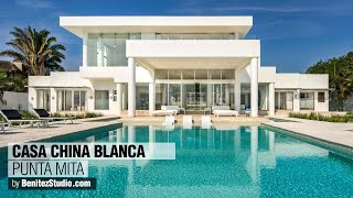 Casa China Blanca • Punta Mita, Mexico • Luxury Beach Home