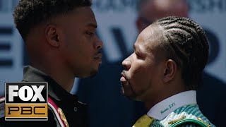 Errol Spence Jr. and Shawn Porter | FIGHT CAMP | EPISODE 1 | PBC ON FOX