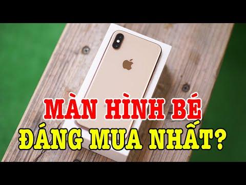 iPhone XS có phải chiếc điện thoại màn hình bé đáng mua nhất tầm giá?