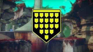 WROOM Medal: Dust Rock Blues, Inaugural Address & Blade Barrage | Destiny 2 (Forsaken DLC)