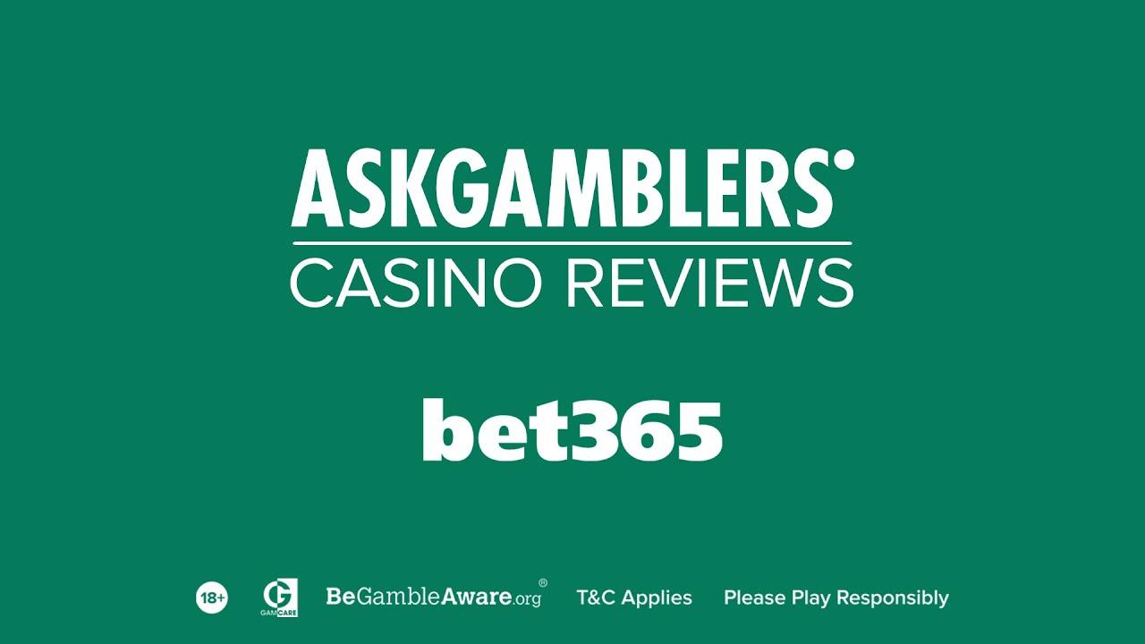 bet365 online casino review