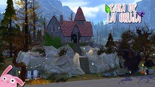 CASA DE LA BRUJA ✨ | Speed build | Los Sims 4