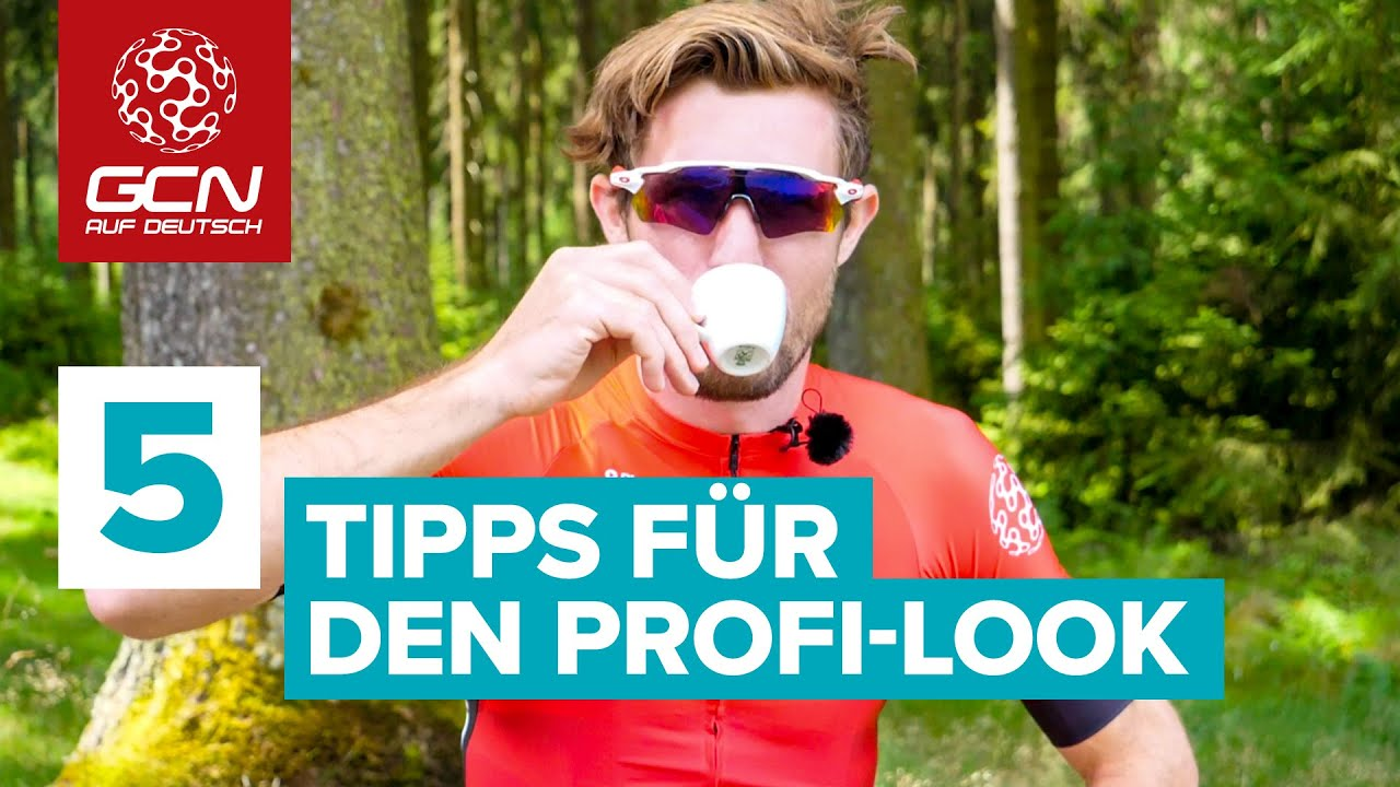 5 Tipps für den Profi-Look | Wie ein Radprofi aussehen