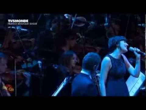Nolwenn Leroy chante Shine down on it (Les aventures de David Balfour) - Vladimir Cosma au Grand Rex