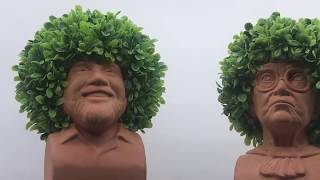 Toy Fair 2019: CHIA PETS TAKE OVER!