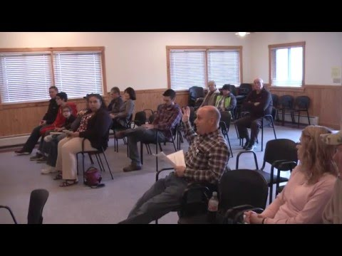Mooers Water & Sewer Meeting  4-27-16