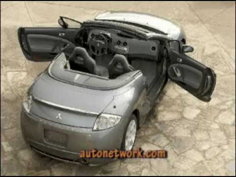 2007 Mitsubishi Eclipse Spyder, Car Review. - YouTube