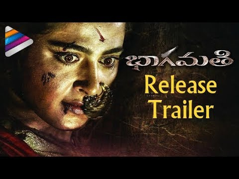 Bhaagamathie RELEASE TRAILER | Anushka | Unni Mukundan | Thaman S | #Bhaagamathie | Telugu Filmnagar