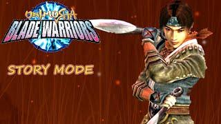 Onimusha Blade Warriors Story Mode With Kotaro Fuma