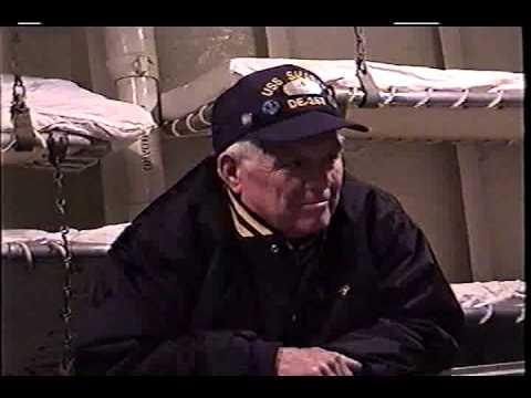 Oral History Project: George Hepinstall, USS Smartt DE 257