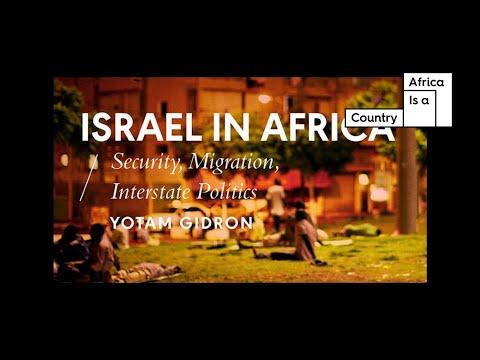 Israel's African Presence