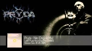 Pryda - Nile (Original Mix) [PRYDA003]