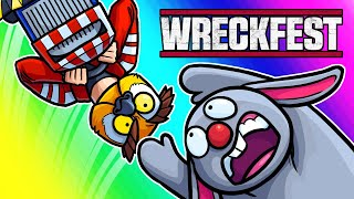 Wreckfest Funny Moments - This Game is INSCREDIBLE!