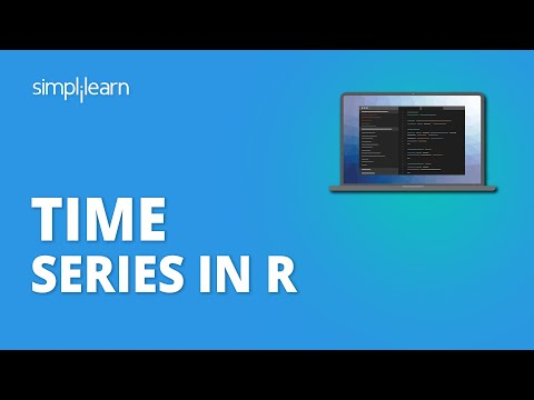 Time Series In R   Time Series Analysis In R Step By Step   R Programming For Beginners  Simplilearn
