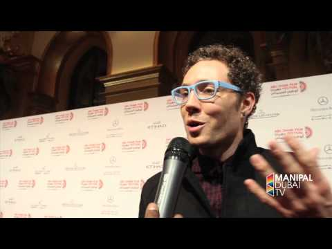 ADFF2013 - Interview with Director, Aaron Wilson