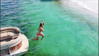 Gulf Coast Swing 6: Beaches, Boats and Fun at Destin, Florida!!