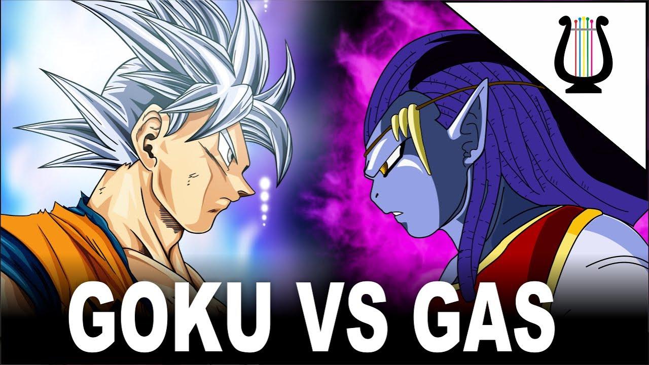 Download INCREIBLE!!! una Nueva Batalla da inicio: Gas Vs Goku!!! - Análisis Manga 77 Dragon Ball Super