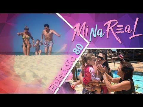 MiNa Real | Reencontro vovó Lucia - Episódio 80
