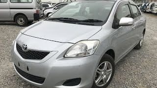 2010 TOYOTA BELTA G SCP92 / giveucar / Japanese used car exporter