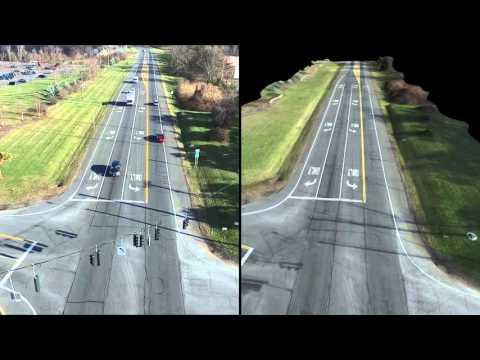 Drone Image Based Modelling