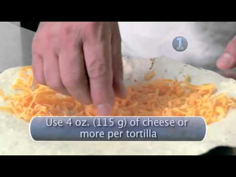 how to make a good quesadilla