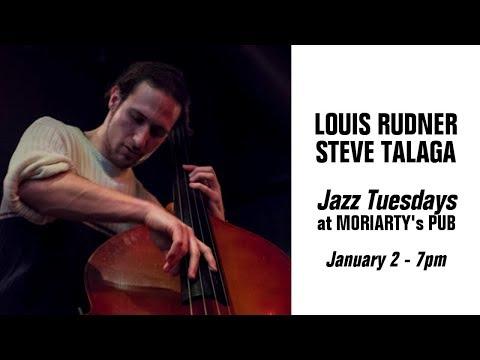 Jazz Tuesdays with Louis Rudner, Steve Talaga, Jeff Shoup (1/2/18)