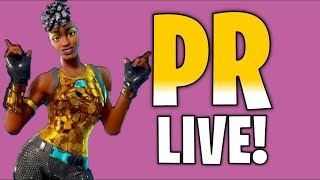 🔴 FORTNITE-SKIN DIVA FROM THE DISCO IN THE ITEMS STORE-PLAYING WITH THE SUBSCRIBERS! (ACTIVATE 🔔)