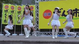 ①Welcome To Japan ②君に届く風になれ 5:33~ ③ハッピー☆マテリアル 10:...