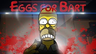 Eggs for Bart (The Simpsons Horror Game)