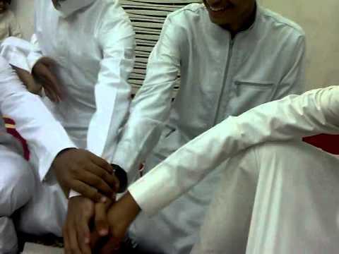 طلاب تحفيظ القران بمدينة القحمه العرض الثالث