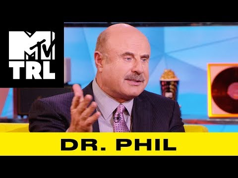 Dr. Phil on Treasure Richards Controversy & How to Unplug From Cyberbullying   TRL