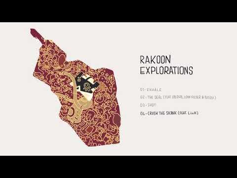 Rakoon Explorations [FULL EP ODGP173]