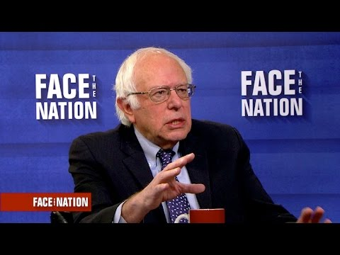 Full interview: Bernie Sanders, November 13