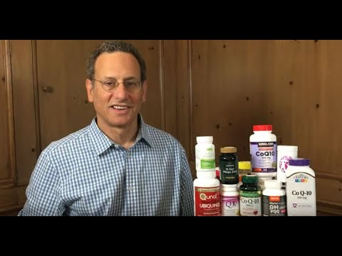 How To Choose And Use CoQ10 And Ubiquinol -- Tips From Dr. Tod Cooperman At ConsumerLab.com