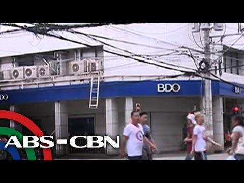 Bandila: 27 sangay ng BDO sa Cebu City, hindi ni-renew ang permit