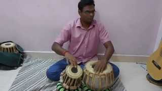 Online tabla lessons in India teen taal tihais