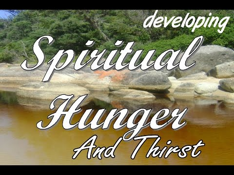 20170317 l KSM l Telugu l Keys to Developing Spiritual Hunge