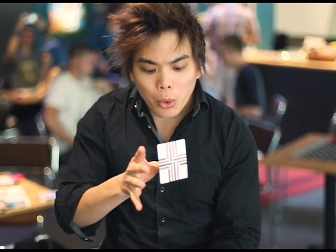 Shin Lim, Card Jam, Cardistry, Fism Act  Magicland.se