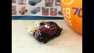 Disney Cars Uncle Topolino and Mama Topolino Review (Wayback Wednesday!)