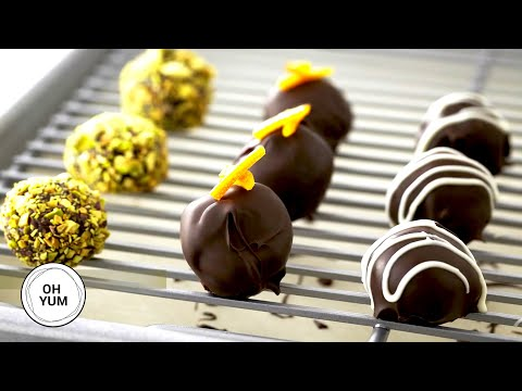 How To Make Delicious Chocolate Truffles